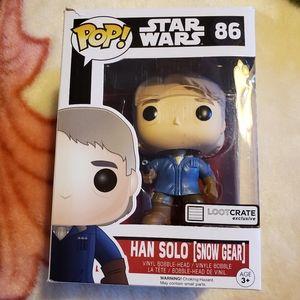 Funko Pop Star Wars Han Solo #86